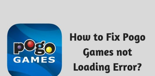 How to Fix Pogo Games not Loading Error